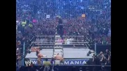 Jeff Hardy Размазва Edge