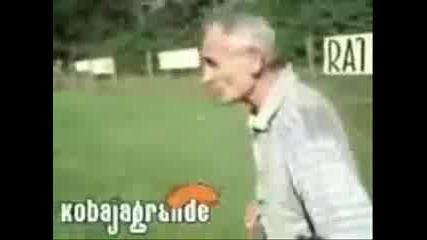 Най - лудия треньор,  който може да видите