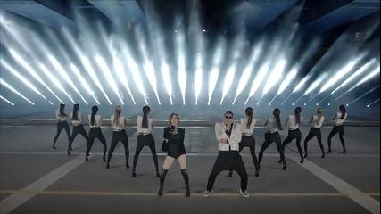 Psy - Gentleman M/v (официално видео)