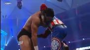 Wwe wrestlemania 27 Rey Mysterio vs Cody