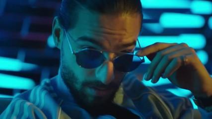 Prince Royce - El Clavo ( Remix ) feat. Maluma ( Официално Видео )