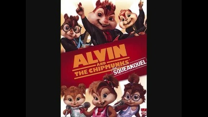 all my single ladies - chipmunks