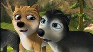 трейлър - Алфа и Омега 3: Големите вълчи игри (2014) Alpha and Omega 3 The Great Wolf Games: trailer