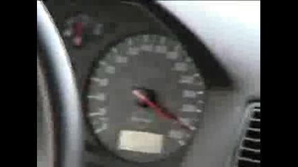 Golf 4 Vr6 300kmh
