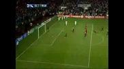 Celtic Fan Assaults Dida - Celtic - Milan