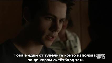 Младия Вълк сезон 5 епизод 8 + Бг Субтитри Teen wolf season 5 episode 8 Bg sub