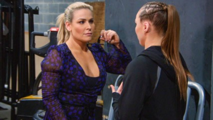 Ronda Rousey is ready to be done with WWE: Total Divas, Nov. 12 2019