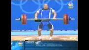 Milen Dobrev - 2004 Olympics