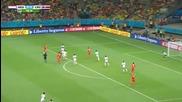 Холандия на 1/2 финал на Световното! Холандия 0:0 Коста Рика (4:3 след дузпи) 05.07.2014