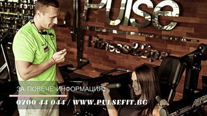 Николета Лозанова и Иван Христов - Pulse Fitness&Spa