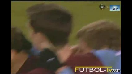 Шефийлд Юнайтед - Астън Вила 1:3 Стилиян Петров гол