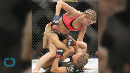 UFC Champ Demetrious Johnson Tells Paige VanZant to Cool Her Jets