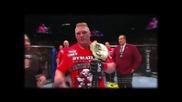 Brock Lesnar - Мотивираща Тренировка