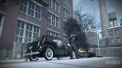 Mafia Ii Trailer - E3 2010
