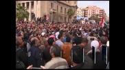 Полицията в Египет използва сълзотворен газ, за да предотврати сбълъсъци