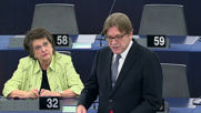 France: EU's Verhofstadt says Farage the only one 'who can save us'