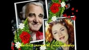 Charles Aznavour , Isabelle Boulay - Quand tu maimes