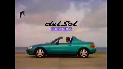 Хонда Дел Сол (реклама) :)