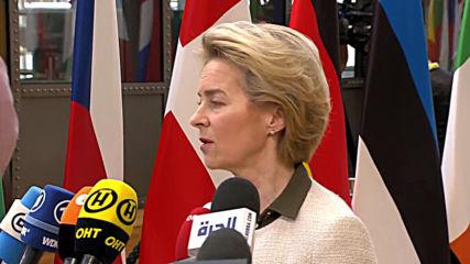 Belgium: EU leaders condemn Hanau attack at budget meeting sidelines