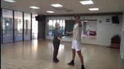 Dancing Stars - Мариан и Михаела - Гледайте ни след малко 18.03.2014 г.