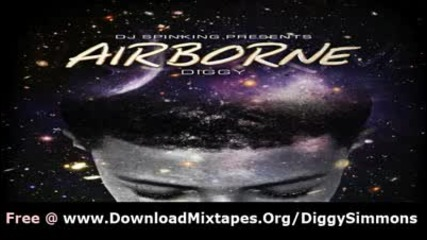 Diggy Simmons - The Vision (feat Ghostwridah, Eric B) (airbo