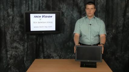 Тех Вижън Представя Esy15e2 - Цялостното Решение За Вашето Касово Място