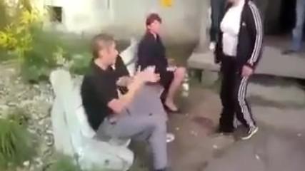 Пиянски битки! Смях!