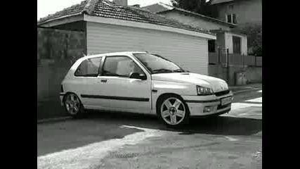 Рено Клио 16в
