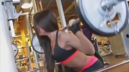 Female Fitness Motivation - Strong and Sexy