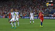 Словакия 0 - 0 Англия ( 20/06/2016 ) ( Евро 2016 )