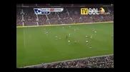 Бербатов 3 : 2 Ливърпул Бербатов победи сам Ливърпул с Хеттрик!!!
