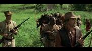 Вал Килмър във Филма Призрака и мрака 1996 част 2