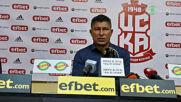 Балъков: Трябва тотален рестарт в българския футбол, нямаме представа къде сме