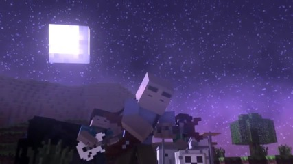 New World - A Minecraft Parody of Coldplays Paradise