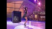 Nicole Scherzinger - Whatever You Like - Live at So You Think You Can Dance - Сезон 3