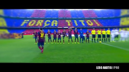 Lionel Messi - The Worlds Best Footballer Ever