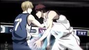 Kuroko No Basket 「amv」you're gonna go far kid ᴴᴰ { Превод }