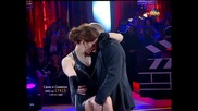 Dancing Stars – Страстното танго на Сани Жекова и Симеон (08.04.2014 г.)