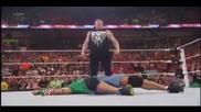 Брок Леснар се завърна! - Първична Сила 02.04.12