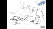 Пародия - Bugs Bunny vs The Mask
