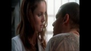 Michael and Sarah - First Kiss