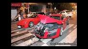 Смачкано Audi R8