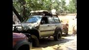 Nissan Patrol идеален за Българските пътища.