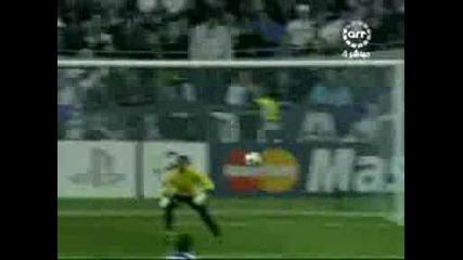 Man. United vs. Porto 1 - 0 C.ronaldo Goal 15.04.09