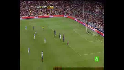 Barcelona 0 - 1 Man. City