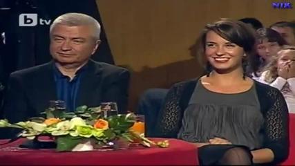 Сашето и Ванката при св. Петър - Комиците - (смях)