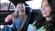 Дав Камерън се приготвя за Teen Choice Awards със Claudia Sule