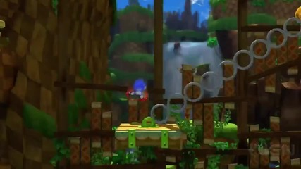 Sonic Generations- Official Trailer
