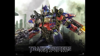 Transformers Dark of the Moon The Score-17- Our Final Hope- Steve Jablonsky песен 17