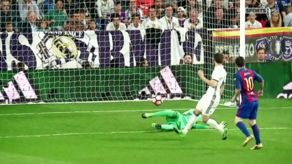La Liga - Real Madrid vs Barcelona (23.04.2017) 720p [highlights] Sky